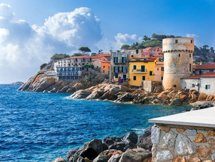 Giglio Island, Tuscany, Italy shutterstock_762171586.jpg