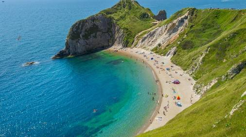 7-Night Dorset Coast Gentle Guided Walking Holiday