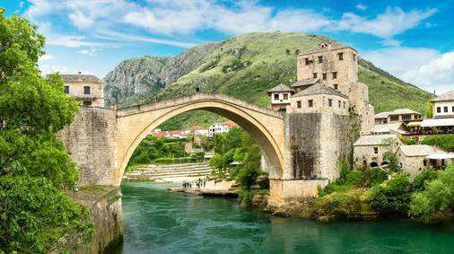 14-Night Balkans Explorer & Montenegro Guided Walking Holiday