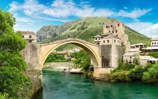 Balkans Explorer Guided Walking Holiday