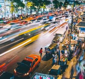Travel from Chiang Mai to Bangkok