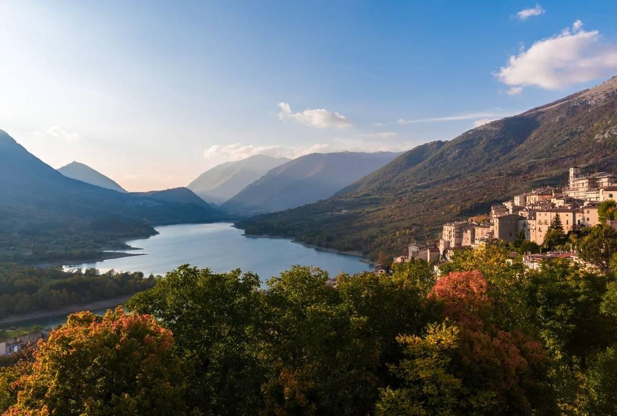 Camosciara, Italy Shutterstock 742878823