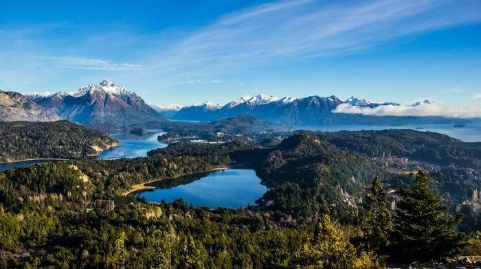 Lake Nahuel Huapi Near Bariloche Argentina Shutterstock 489105283