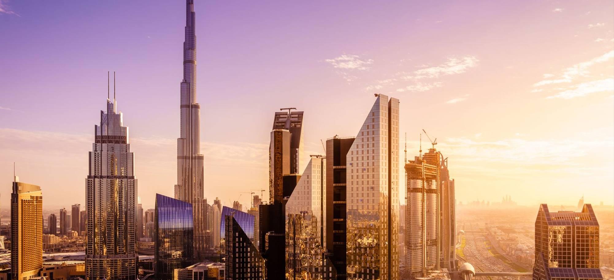 Dubai   Itinerary Desktop