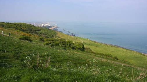 4-Night South Downs Guided Walking Holiday