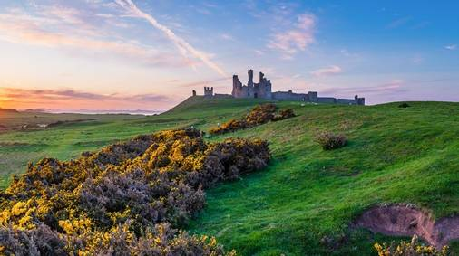 7-Night Northumberland Guided Walking for Solos Holiday