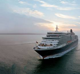 Vancouver - Embark Queen Elizabeth