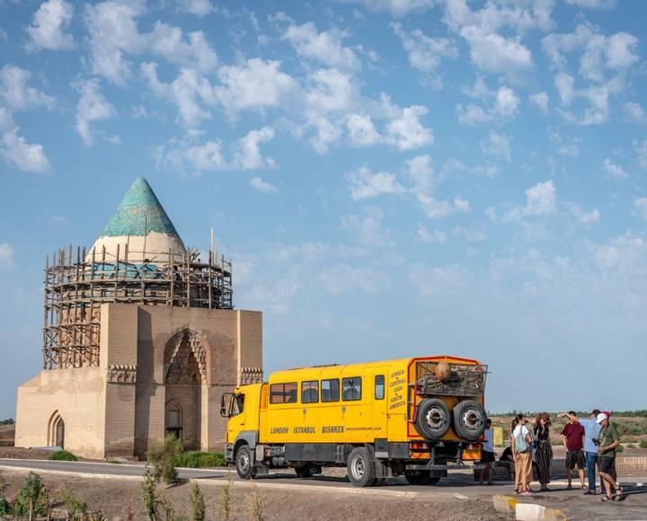 Central Asia Overland Trucks