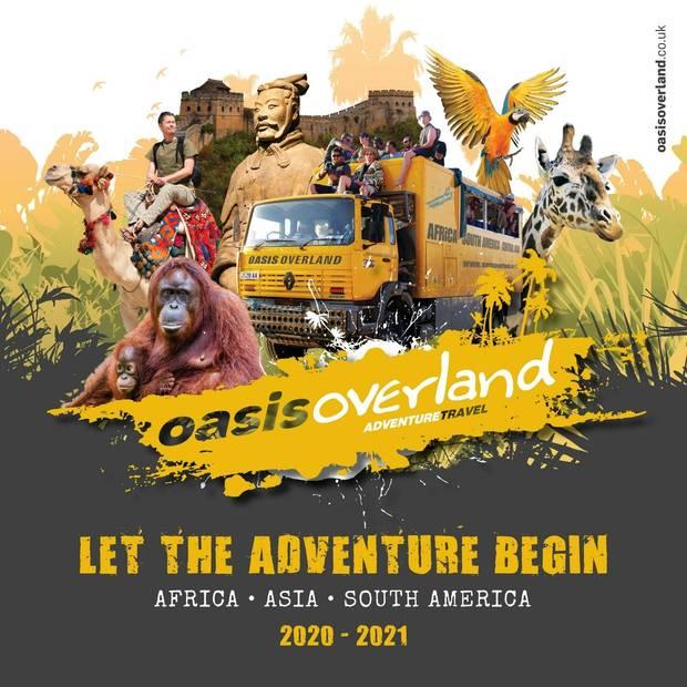 Oasis 2018 - 2019 Brochure