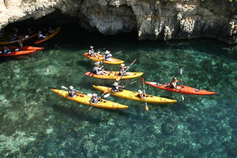 whitewater rafting holiday