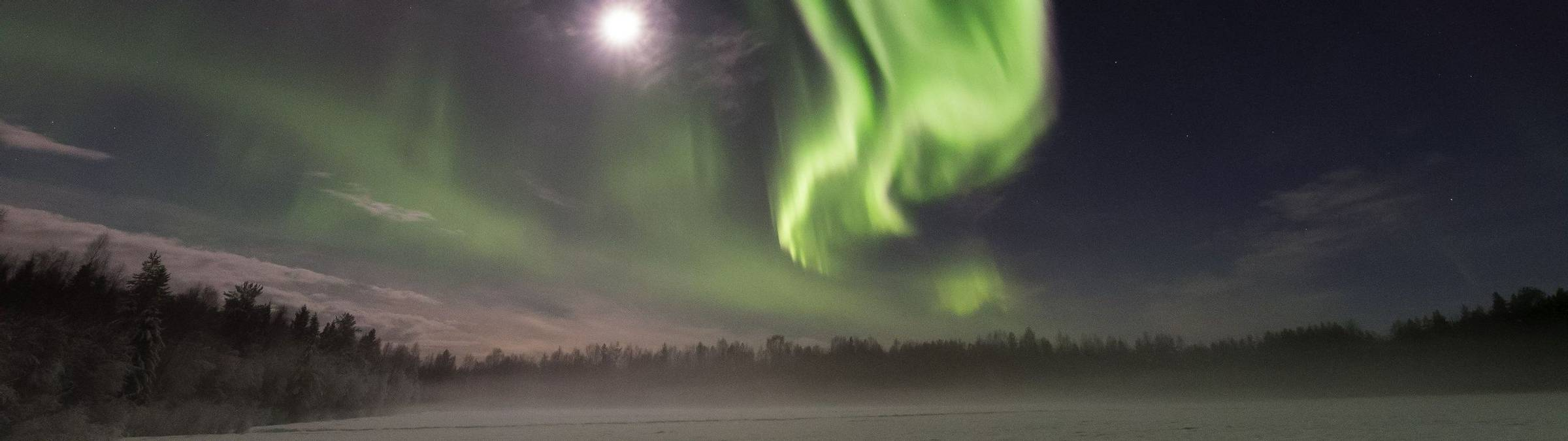 2015, credit Tomas Jönsson, December, December 2015, Lulea, Northern Lights