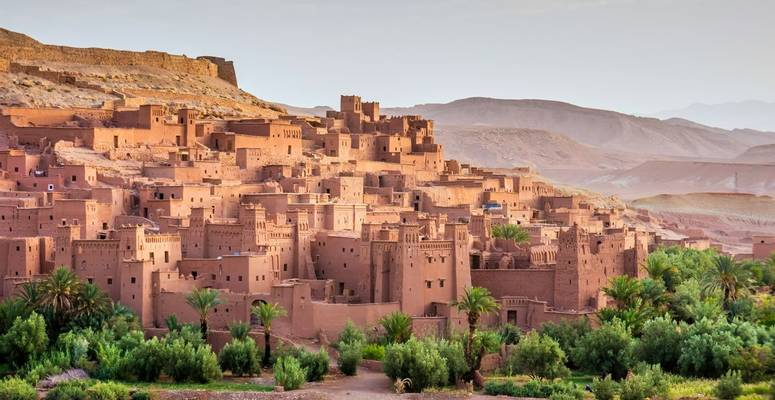 Ait Ben Haddou, Morocco Shutterstock 343287596