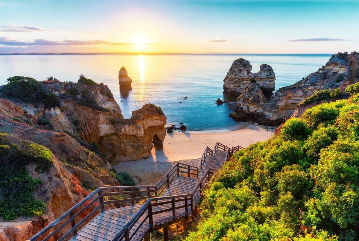 Algarve, Portugal Shutterstock 1403043104