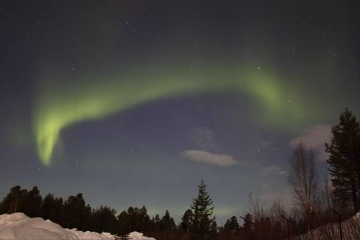 Northern Lights or Aurora Borealis (Jennifer Horn)