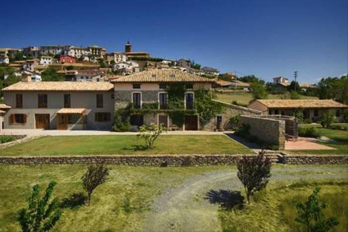 Spanish Pyrenees hotel
