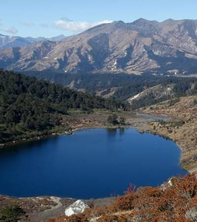 Napatta Lake (4,189m)