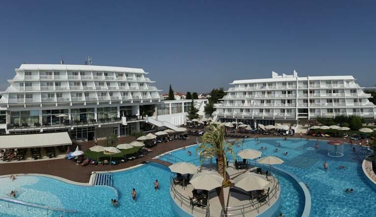 Hotel Olympia Pool