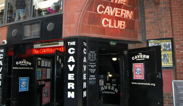shutterstock_194790608  The Cavern Club is famous for where The Beatles played.jpg