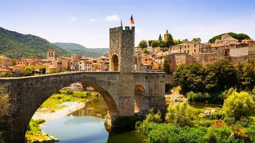 Member Exclusive Catalonia Guided Walking Holiday
