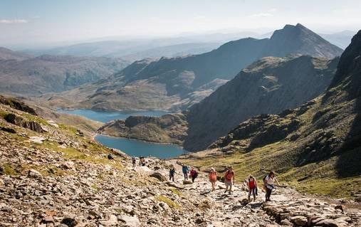 Southern Snowdonia Snowdon Challenge Holiday