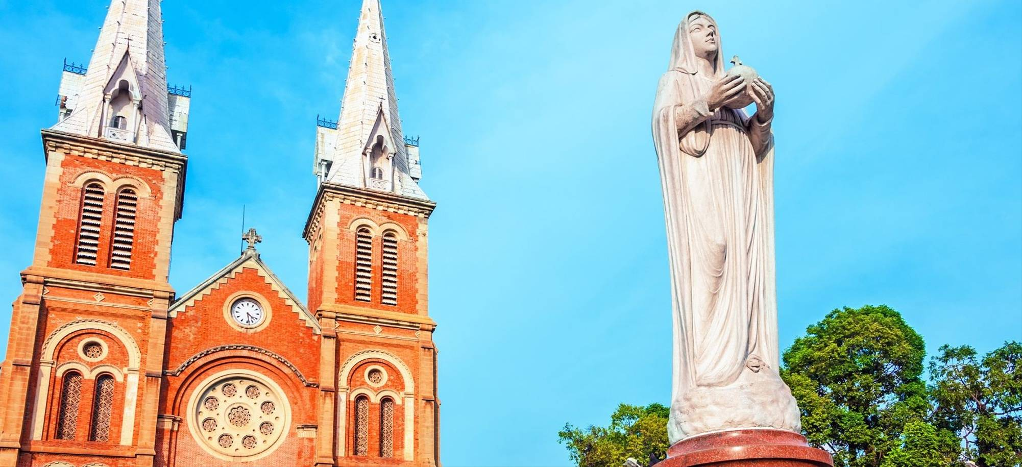 Ho Chi Minh City   Notra Dame Cathedral   Itinerary Desktop