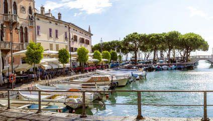 Day 12   Italy   Lake Garda  1