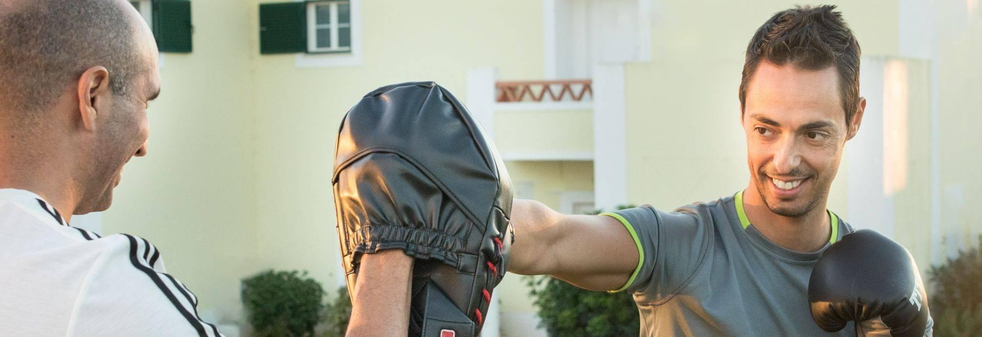 Longevity Cegonha Boxing