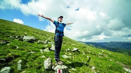 Southern Yorkshire Dales Teen Walking Weekend
