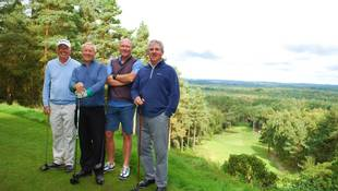 Silver Society Golf Day