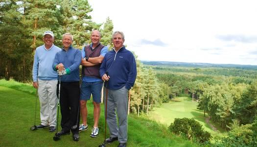 Silver Society Golf Day