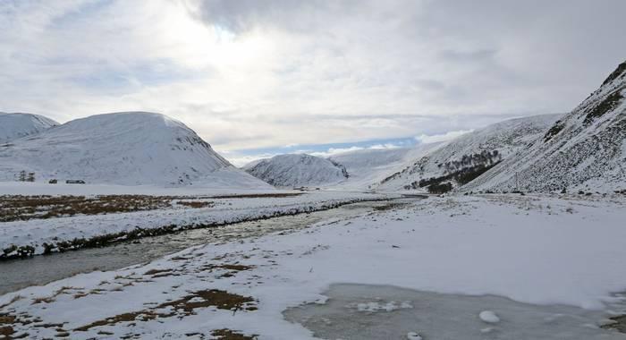 Cairngorms Landscape (Jenny Thynne)