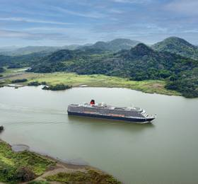 Panama Canal (Scenic Cruising)