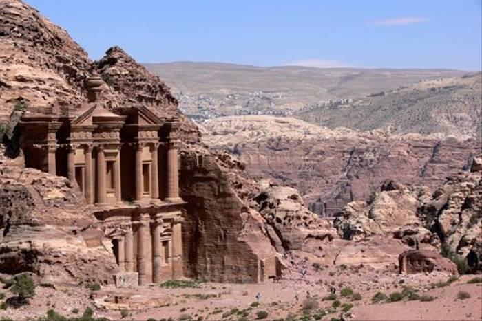 Petra Monastery (Tim Melling)