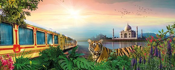 Taj Mahal, Tiger Safari & Palace on Wheels Explorer