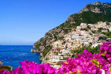 Amalfi Coast, Sorrento & Ischia