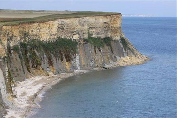 The cliffs of Normandy (Gerald Broddelez)