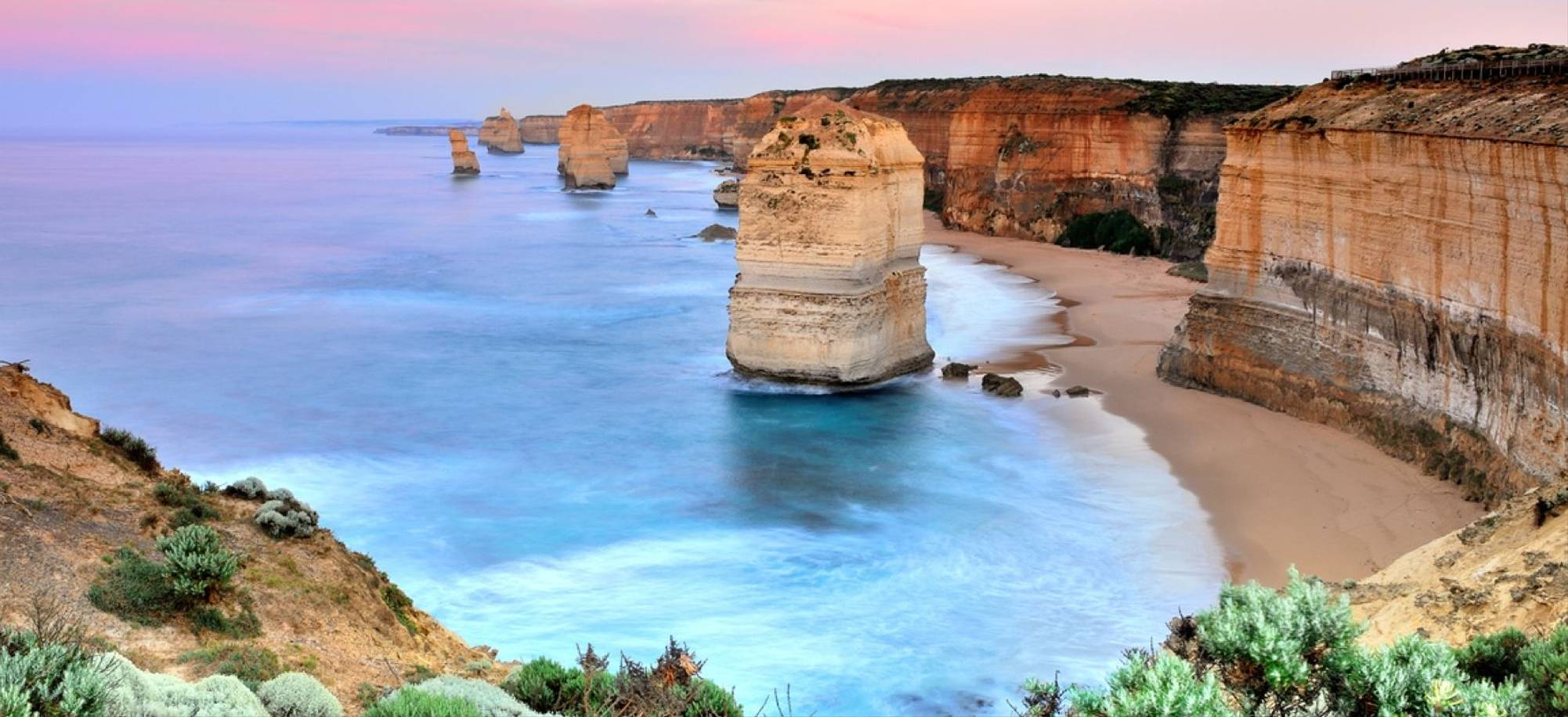 4 6 Day   Melbourne   12 Apostles    Itinerary Desktop
