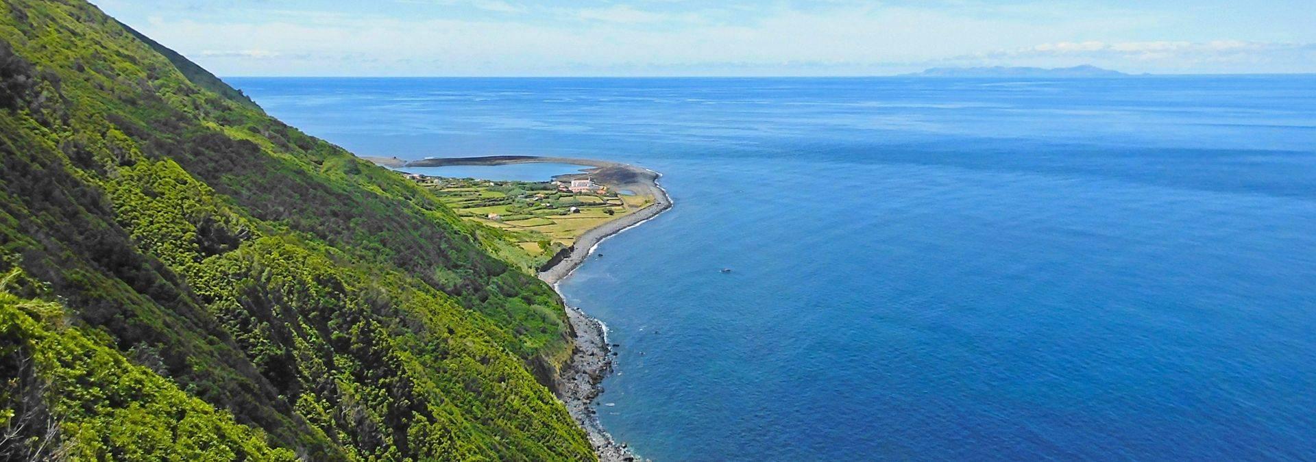 Sao Jorge, The Azores. Credit: Futurismo Azores Adventure