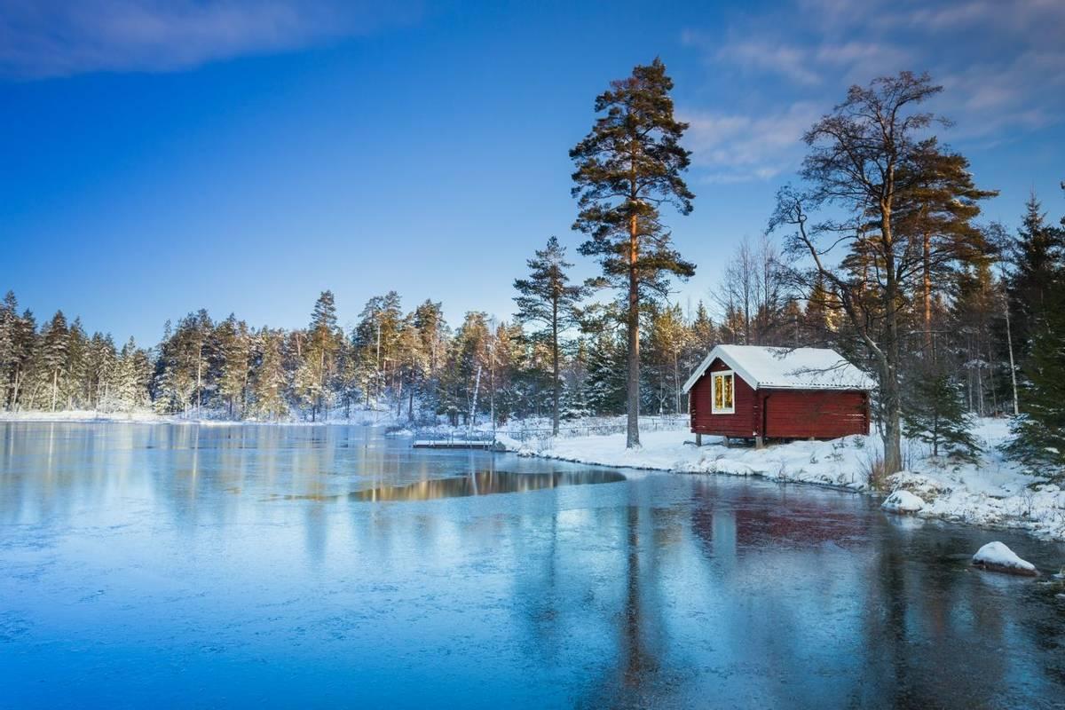 Sweden Shutterstock 166393469