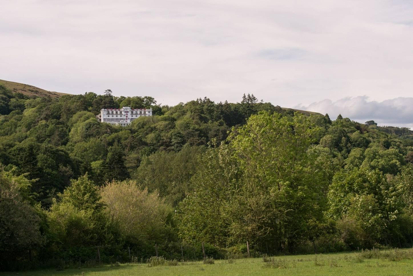 Longmynd House