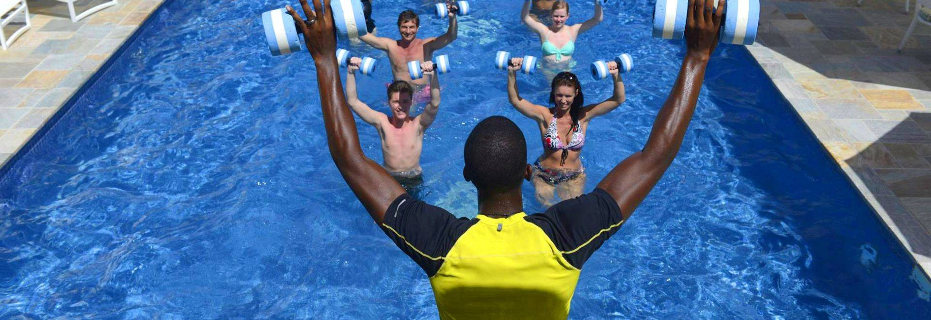 The BodyHoliday AquaFit