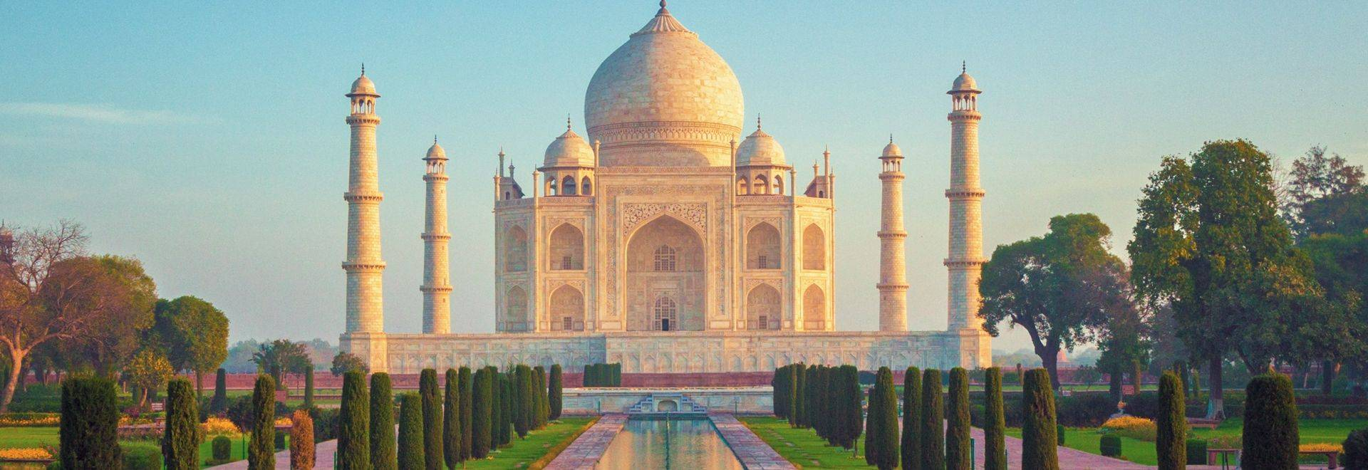 GettyImages 697913520 Taj Mahal
