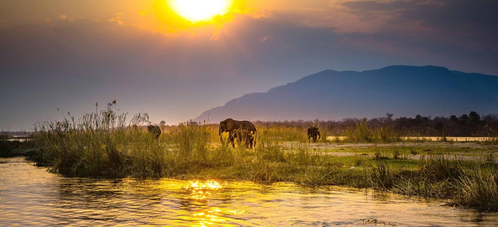 21 Day   Victoria Falls, Zambezi River   Itinerary Desktop