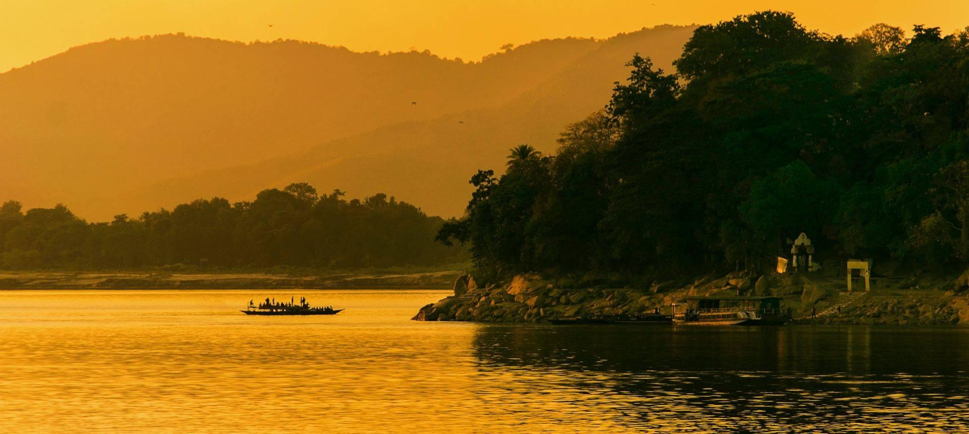 Brahmaputra River, Indiashutterstock 778182055