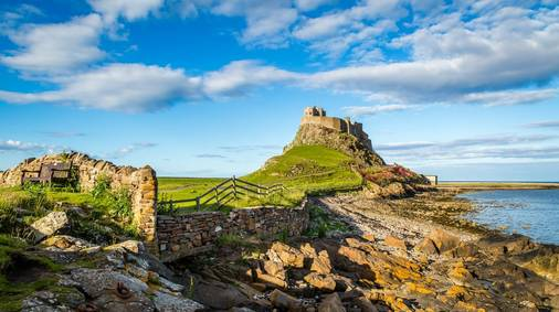 3-Night Northumberland Guided Walking for Solos Holiday