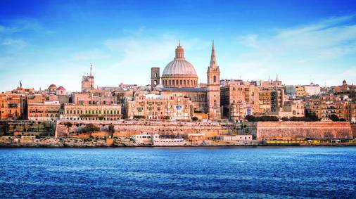 Malta Guided Walking Holiday