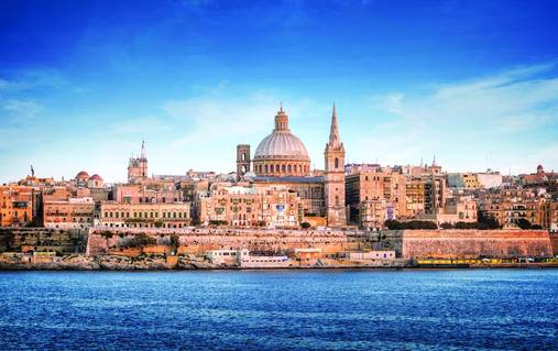 Malta New Year Guided Walking Holiday