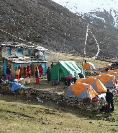 Debotay camp