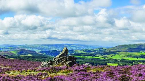 3-Night Shropshire Hills Guided Walking for Solos Holiday