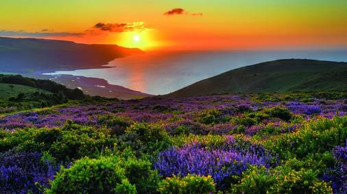 3-Night Exmoor Guided Walking Holiday